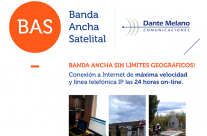 Banda Ancha Satelital
