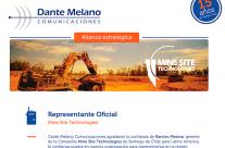 Representante Oficial Mine Site Technologies